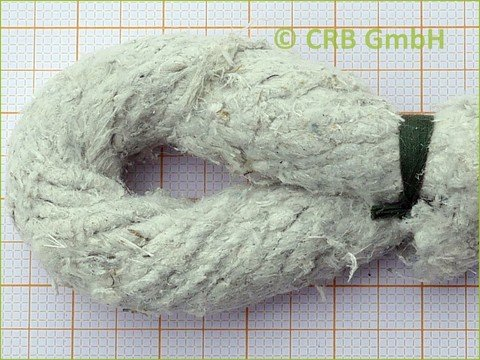 Asbestos analysis of cords | ©  CRB Analyse Service GmbH